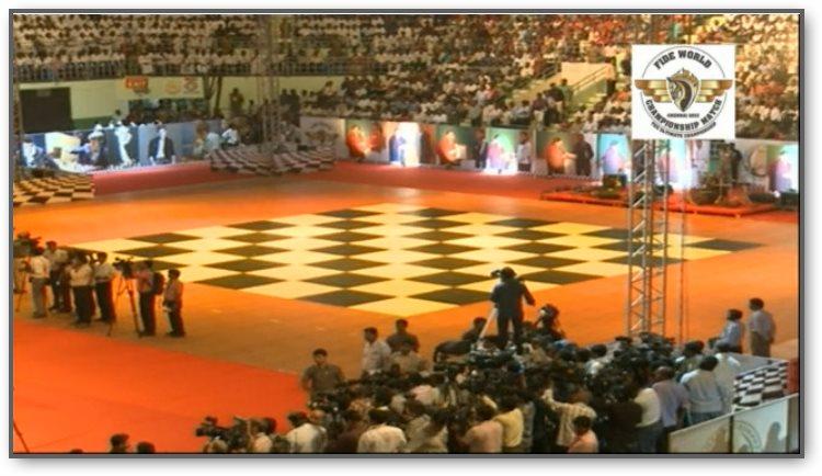 FIDE World Chess Championship 2013 / Сhennai , India 10411