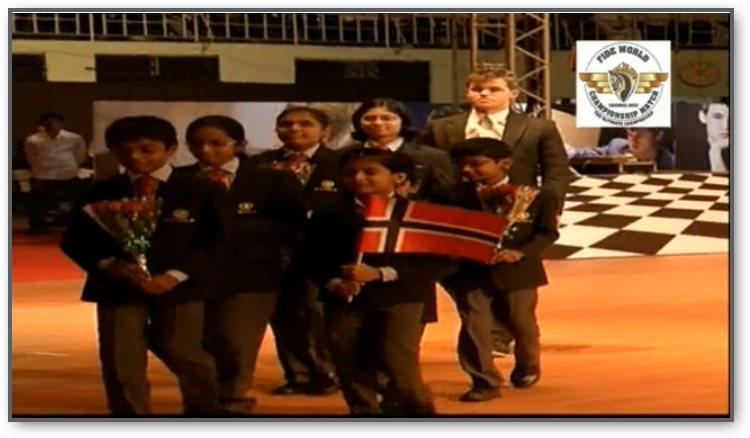 FIDE World Chess Championship 2013 / Сhennai , India 10510