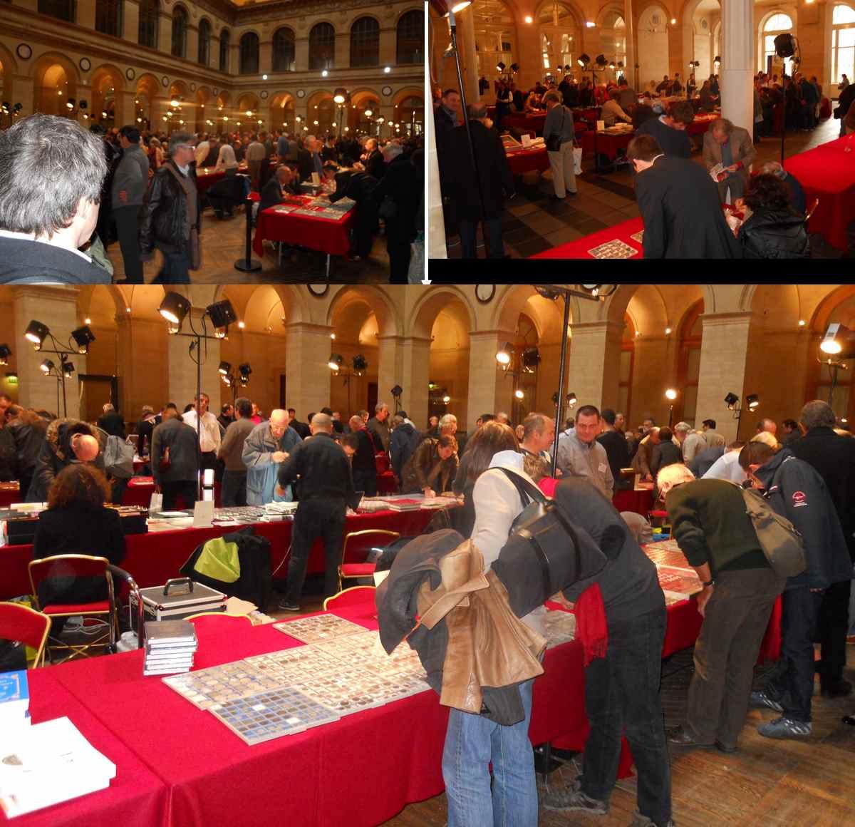 Samedi 12 octobre-Palais Brongniart-Paris Groupe12