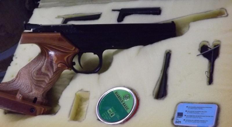 Pistolet F.A.S. (Domino) AP-604 Ap_60410