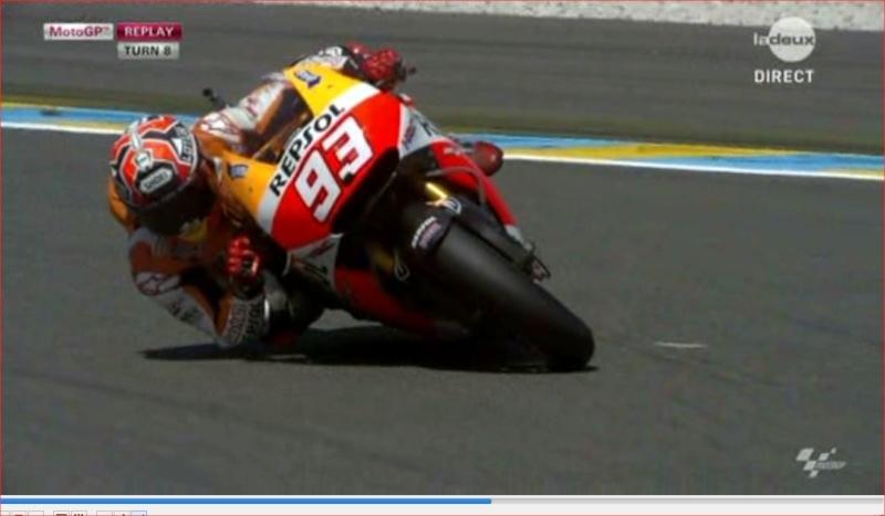 Grand prix de France au Mans le 18 Marque11