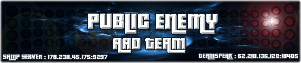[PE] PubliC EnemY