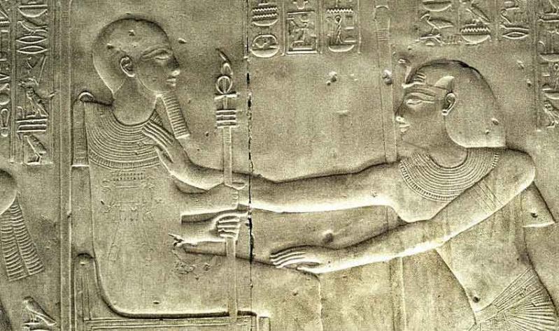 Antiguo Egipto y su Medicina Tradicional : Sêshen  - Sahú Ari Merek Abydos10