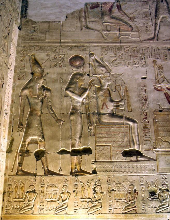 Antiguo Egipto y su Medicina Tradicional : Sêshen  - Sahú Ari Merek Hathor11