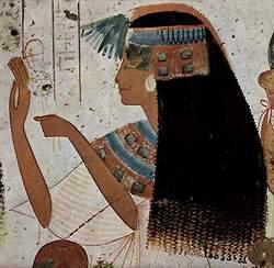 Antiguo Egipto y su Medicina Tradicional : Sêshen  - Sahú Ari Merek Las_pi10