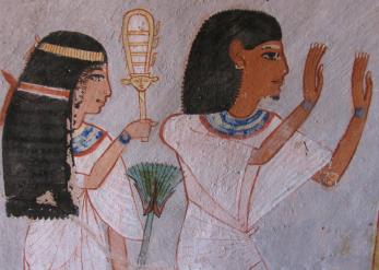 Antiguo Egipto y su Medicina Tradicional : Sêshen  - Sahú Ari Merek Phil210