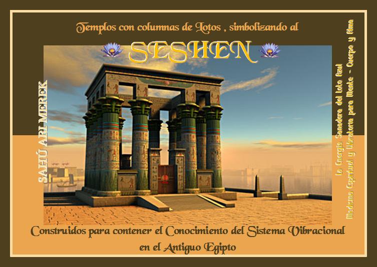 Antiguo Egipto y su Medicina Tradicional : Sêshen  - Sahú Ari Merek Seshen11