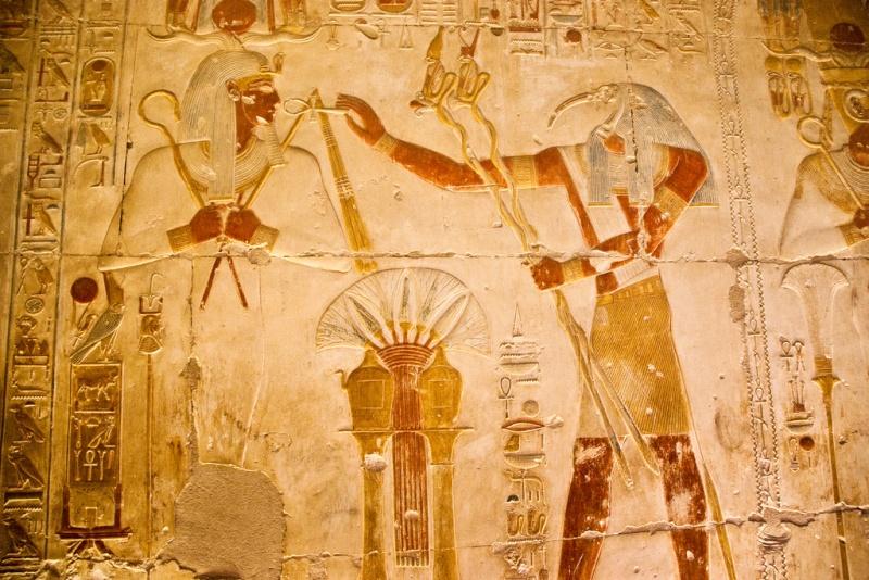 Antiguo Egipto y su Medicina Tradicional : Sêshen  - Sahú Ari Merek Toth_210