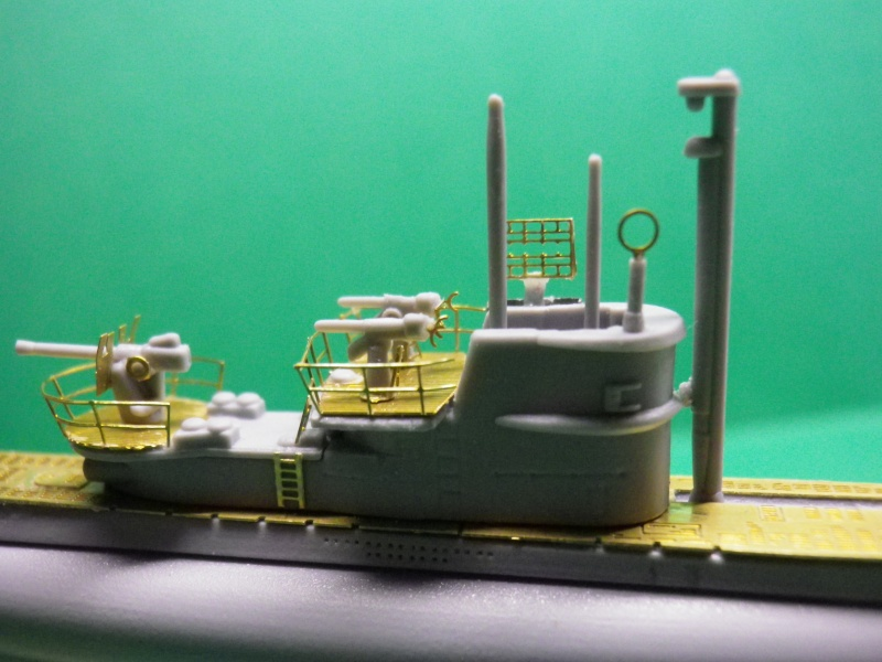 U-boot type VII C Turm IV Imgp1510