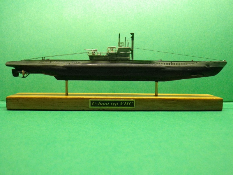 U-boot type VII C Turm IV Imgp2320