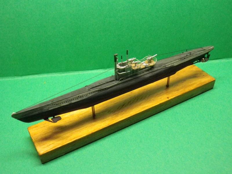 U-boot type VII C Turm IV Imgp2321
