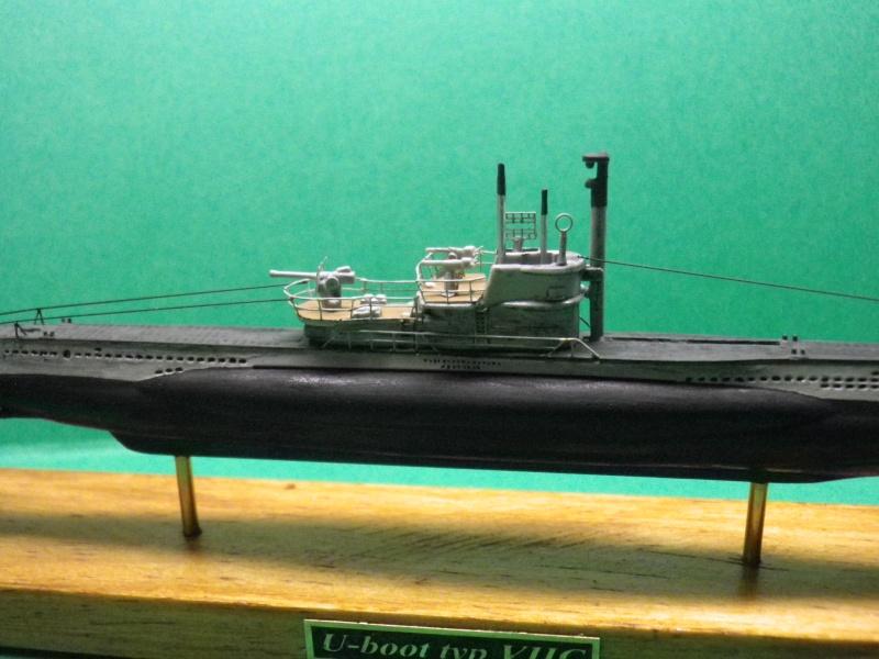 U-boot type VII C Turm IV Imgp2322