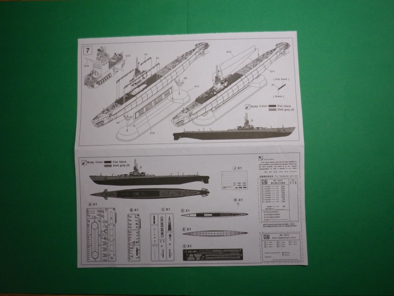 Sous marin américain classe GATO Imgp2416