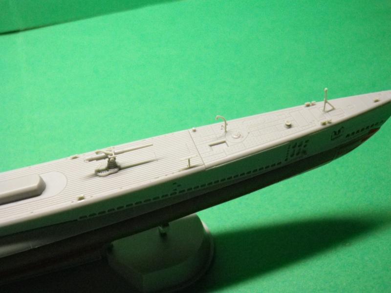 Sous marin américain classe GATO AFV 1/350 Imgp2424