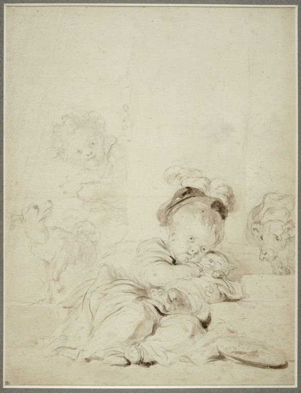 Jean-Honoré Fragonard 768-110