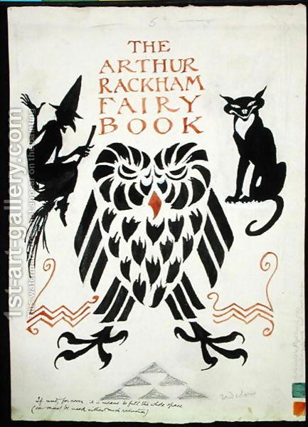 Arthur Rackham An-owl10