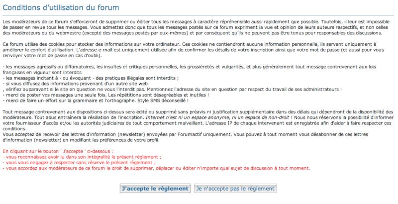 Comment s'inscrire sur le forum Captur18