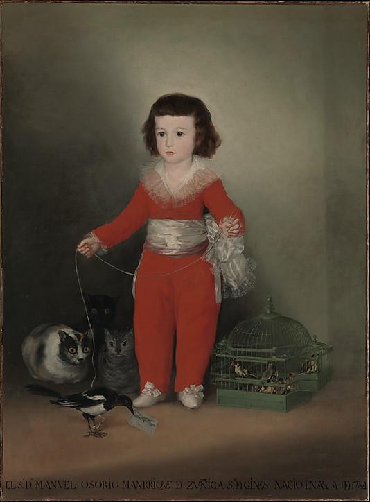 Francisco de Goya Dp287610