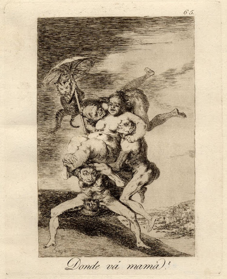Francisco de Goya Goya-110