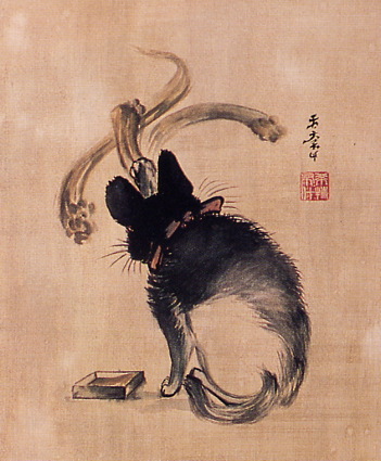 Les chats peintres Otakki10