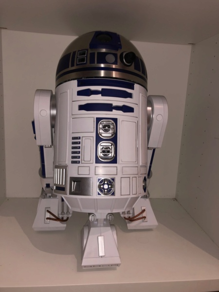 R2D2 1/2 +  SIDE DIO  I AM YOUR FATHER  Img_4112