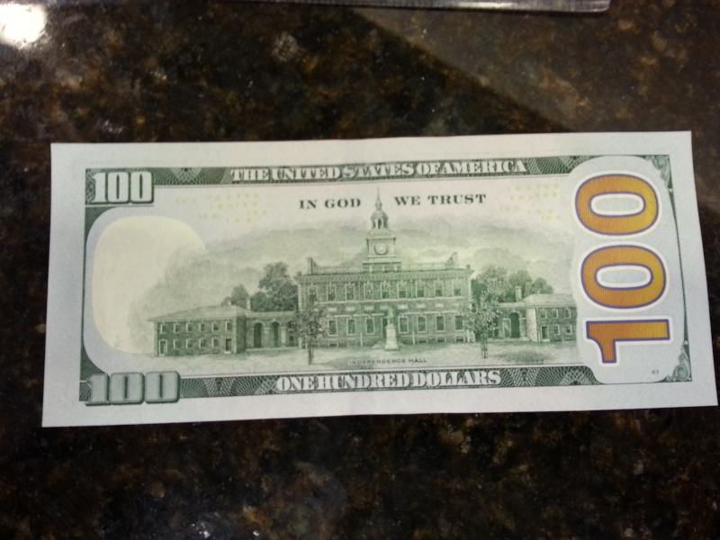 New $100 20131011