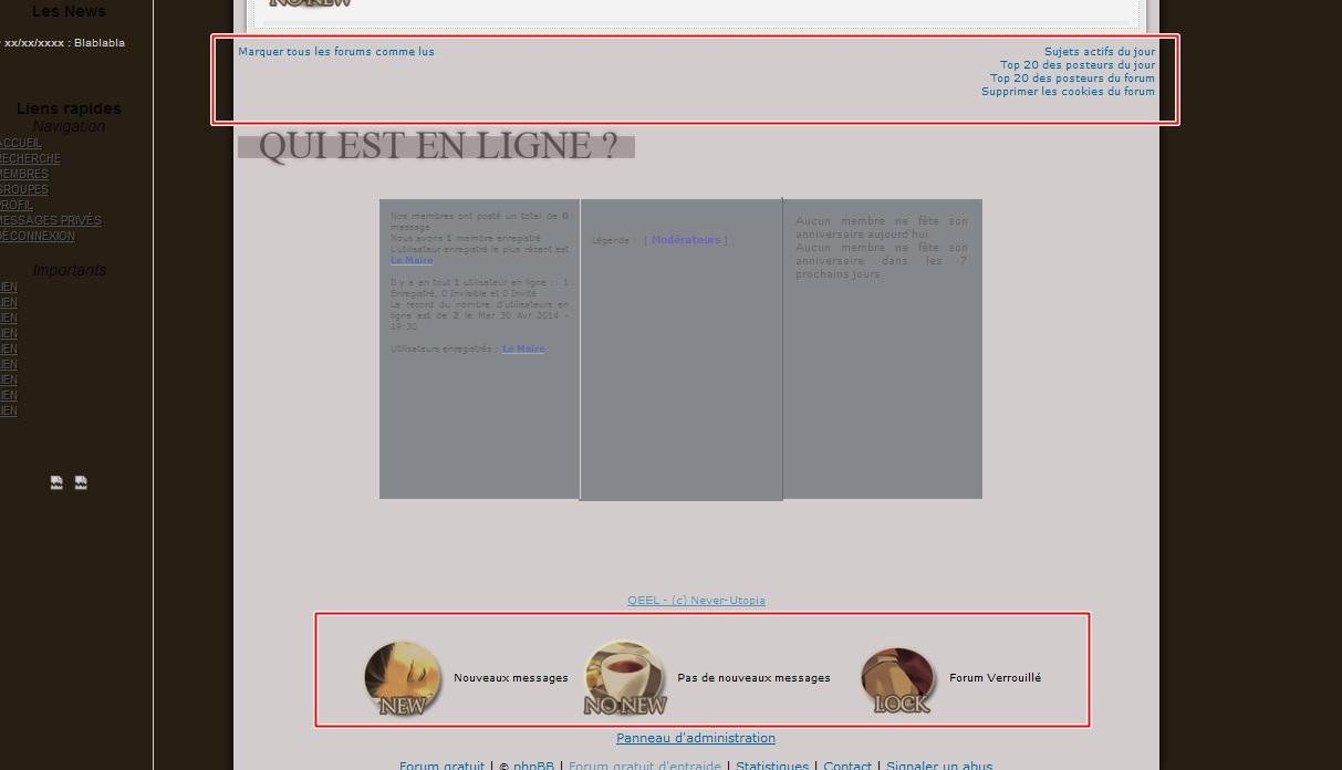 Supprimer texte et images en bas du forum Cats11