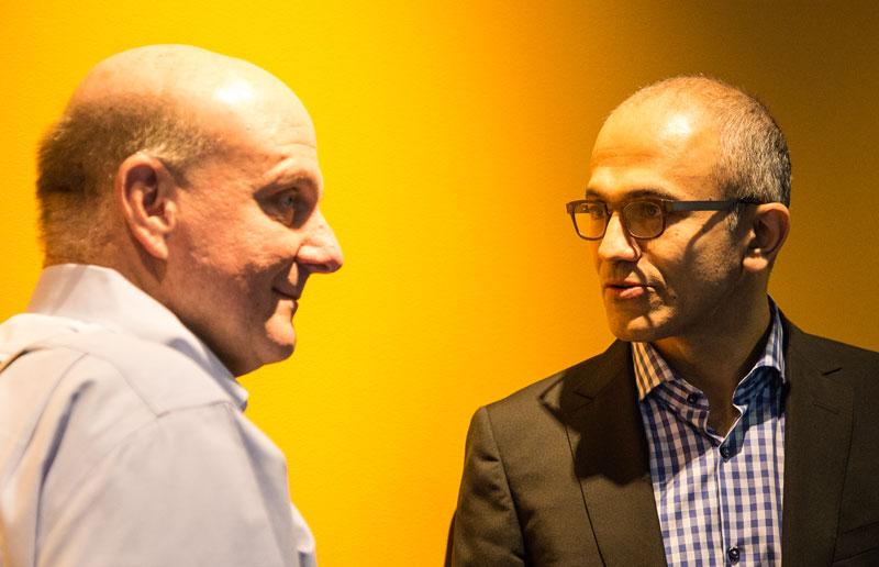 Thấy gì từ việc Microsoft chọn Satya Nadella làm CEO 23631310