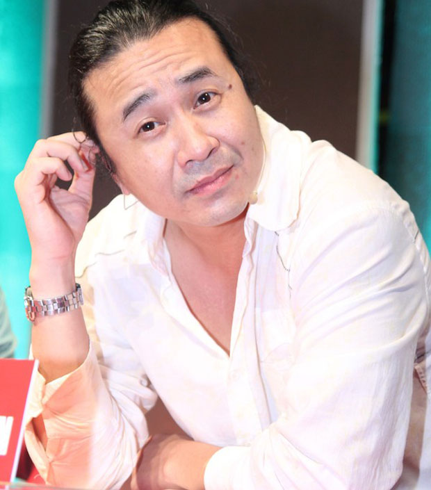 Những người nổi tiếng trong giới showbiz qua ngòi bút Lê Hoàng Le-min10