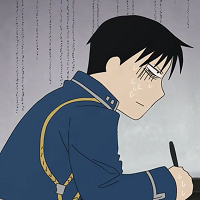 Hey, mais on se connait ! [PV Riza Hawkeye / Roy Mustang] Tumblr19