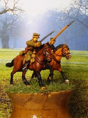 Cavalerie anglaise WWI P3220015