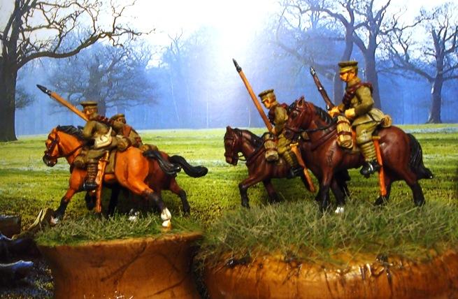 Cavalerie anglaise WWI P3220017
