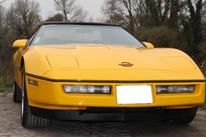 Ma corvette de 1988 Corvet11