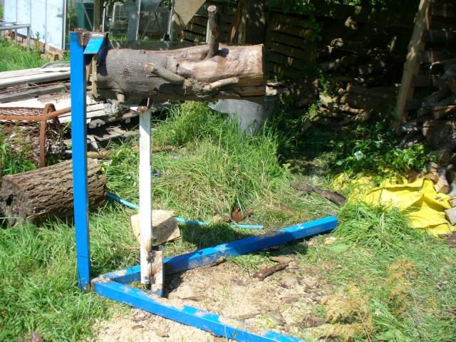 Chain saw bench Chain_10