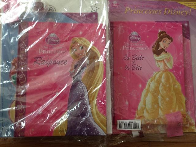 [Collection Press] N° 1 Princesses Disney - Hachette - Mars 2013 - Page 12 Hachet10
