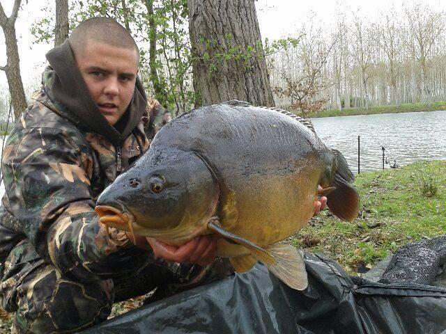 Les fishs pris au Domaine de la Longère 10150810