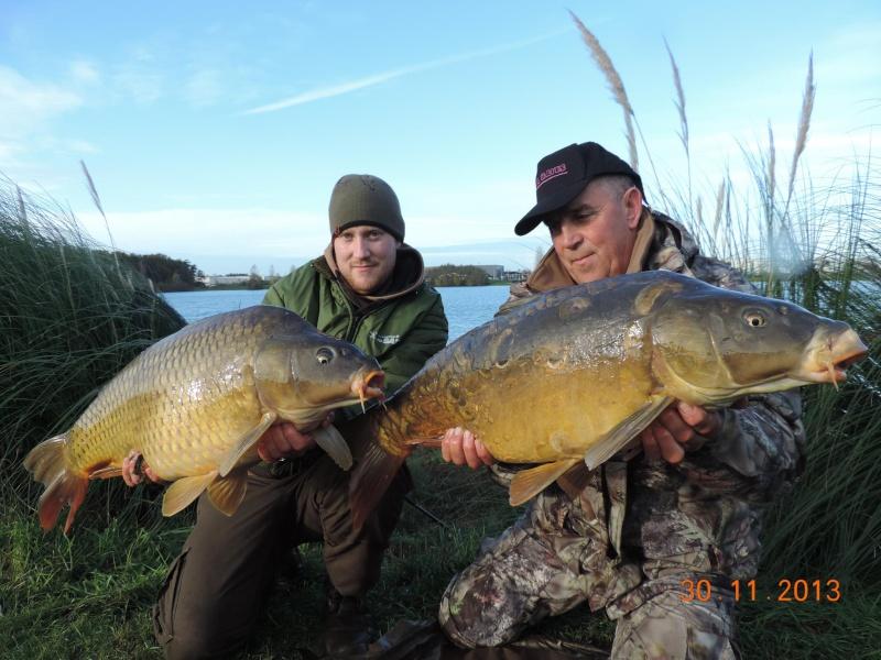 Session de pêche dans les Landes (Décembre 2013) 14626911