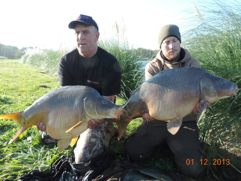 Session de pêche dans les Landes (Décembre 2013) 14635510