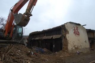 Shangri-La, ville tibétaine mythique du Yunnan, a été ravagée par le feu le 11 janvier 2014 Dsc_3110