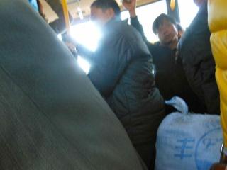 Mars 2013 en Chine (7), les «Mingong» et le «hukou» Dscn7116