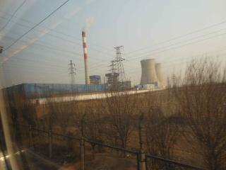 Mars 2013 en Chine (5) : La pollution  atmosphérique des villes de Nord-Est, les services ambulants dans la rue Dscn7712