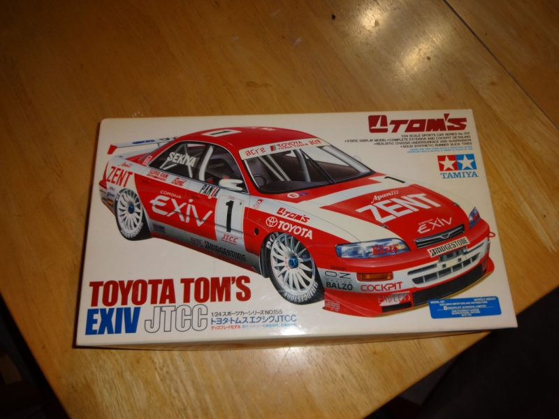 Toyota tom's JTCC Dsc00715
