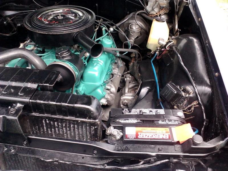Buick Wilcat '63 Moteur10