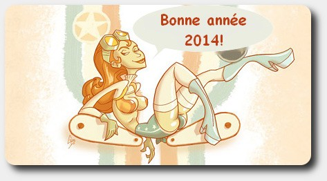 Bonne année 201410