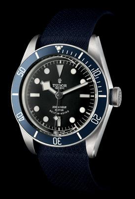 Tudor Black Bay Black-10
