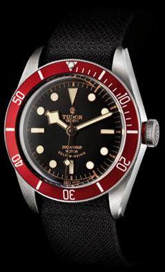 Tudor Black Bay Black-11