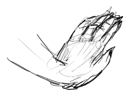 in this thread we will draw a hand Hands_10