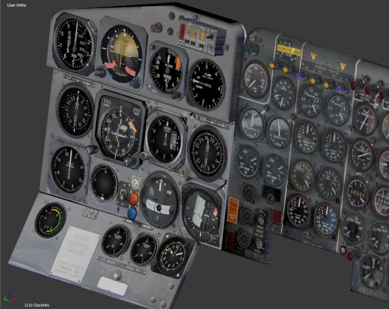 Développement de la Caravelle SE-210 - Page 8 Paneln10