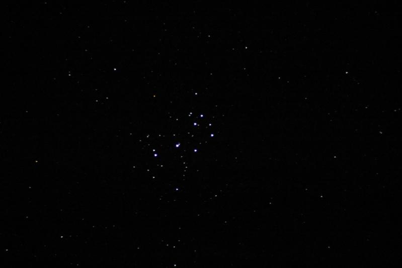 Les pléiades M45 M45_or11
