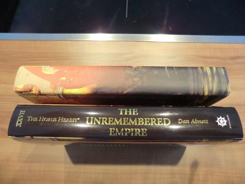 [Horus Heresy] The Unremembered Empire de Dan Abnett - Page 2 Cimg4515